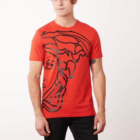 Versace Collection T-Shirt // Red (S)