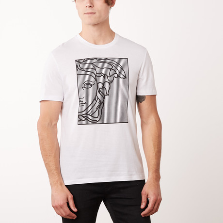 Versace Collection T-Shirt // White (S)