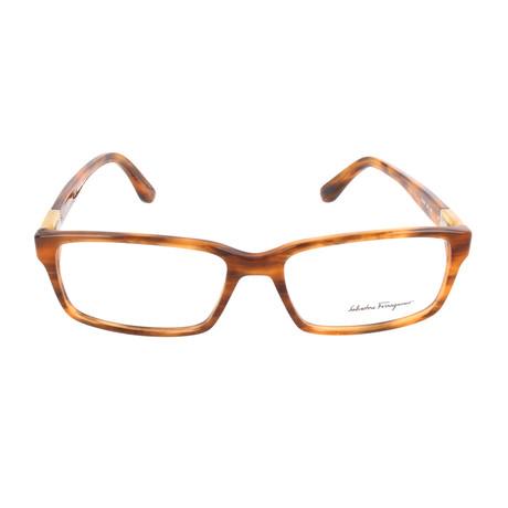 Men's SF2636 Optical Frames // Light Havana