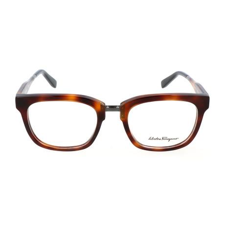 Men's SF2785 Optical Frames // Tortoise + Black