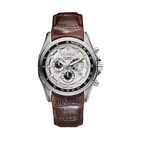 Roamer Rockshell Mark III Chronograph Quartz // 220837-41-15-02