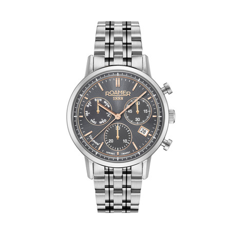 Roamer Vanguard Chronograph Quartz // 975819-41-05-90