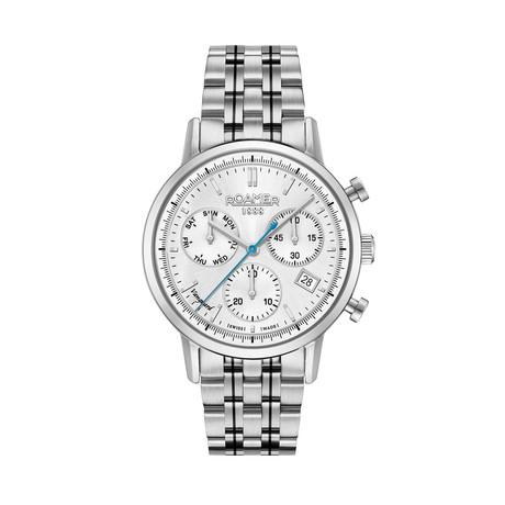 Roamer Vanguard Chronograph Quartz // 975819-41-15-90
