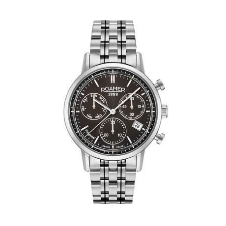 Roamer Vanguard Chronograph Quartz // 975819-41-55-90
