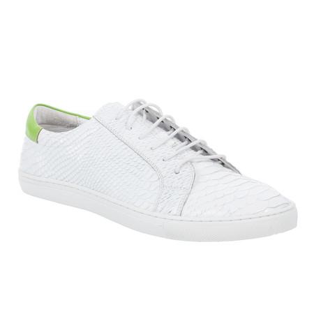 Riff Sneaker // White (US: 8)