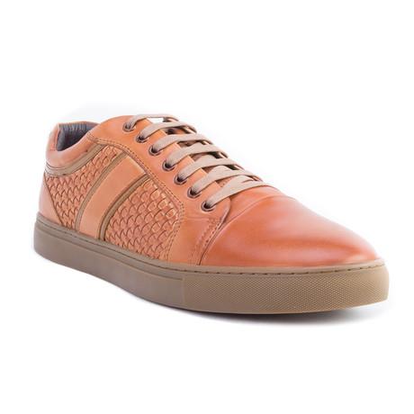 Rhythm Sneaker // Cognac (US: 8)