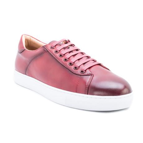 Quadap Sneaker // Wine (US: 8)