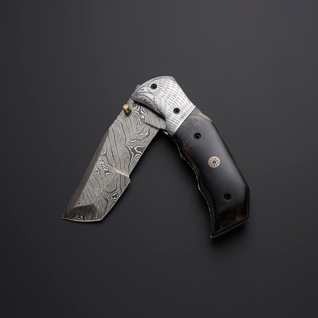 Folding Tracker Knife //19