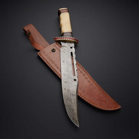 Rambo Bowie Knife // 22