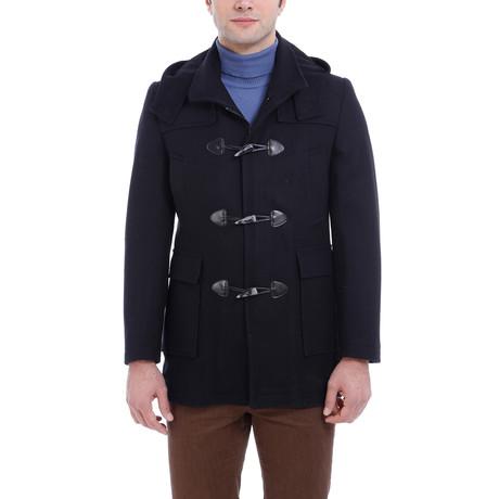 Stimson Slimfit Coat // Black (Euro: 44)