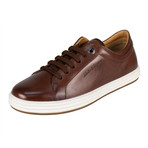 Salvatore Ferragamo // Newport Sneakers // Brown (US: 6.5W)
