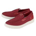 Salvatore Ferragamo // Fantastico' Mesh Leather Sneakers // Red (US: 10)