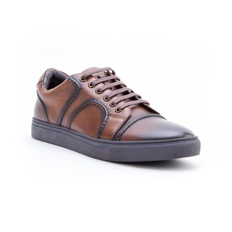 Echo Sneaker // Cognac (US: 8)