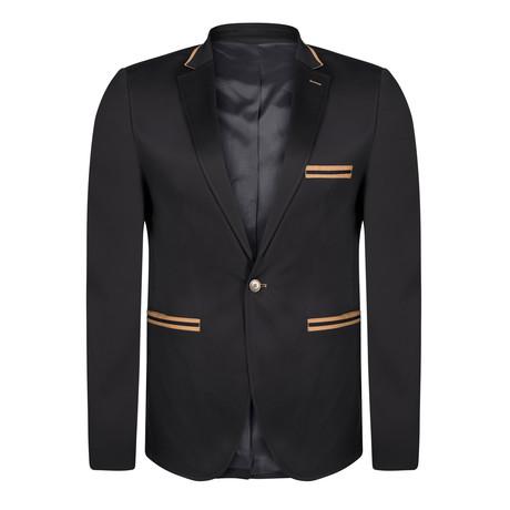 Brian Blazer Jacket // Black (XS)