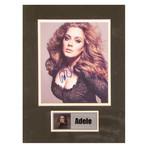 Adele // Signed Photo