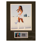 Ariana Grande // Signed Photo