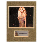 Carrie Underwood // Signed Photo