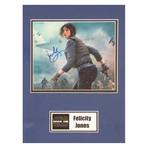 Felicity Jones // Rogue One // Signed Photo