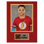 Jim Parsons // Big Bang Theory // Signed Photo