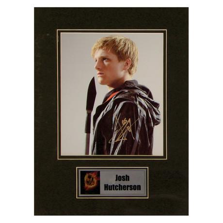 Josh Hutcherson // The Hunger Games // Signed Photo