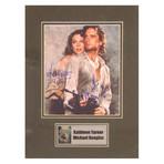 Kathleen Turner // Romancing The Stone // Signed Photo