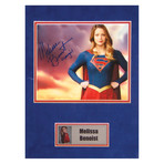 Melissa Benoist // Supergirl // Signed Photo