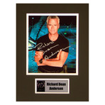 Richard Dean Anderson // Stargate // Signed Photo