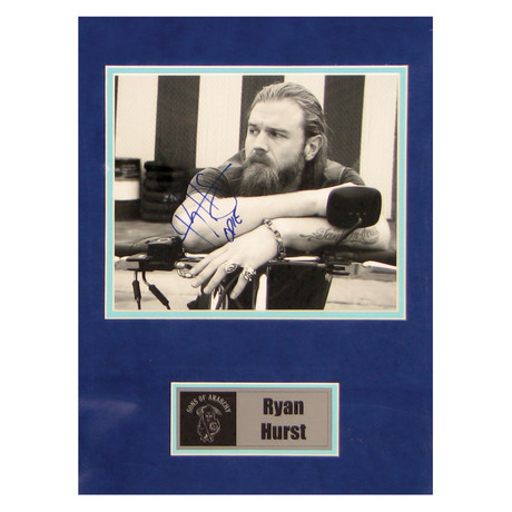 Ryan Hurst // Sons Of Anarchy // Signed Photo