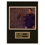 Scott Bakula // Star Trek: Enterprise // Signed Photo