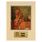 Taylor Swift // Signed Photo