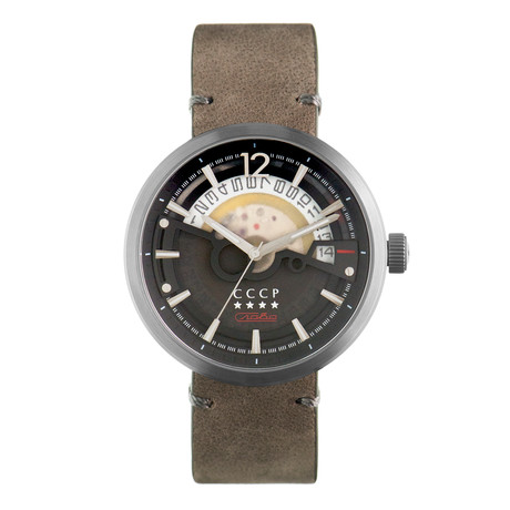CCCP Kashalot Dress Automatic // CP-7008-09