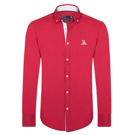 Leopoldo Shirt // Red (XS)