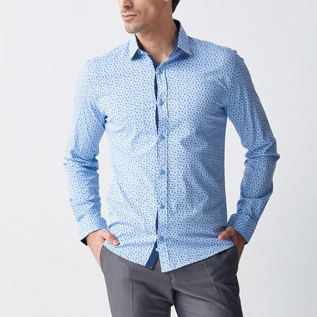 Marcel Shirt // Blue (S)