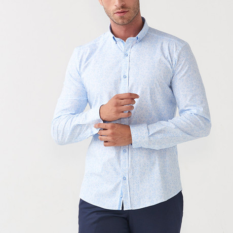 Turner Shirt // Blue (L)