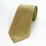 Silk Neck Tie // Gold