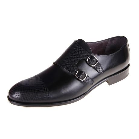 Monk Shoe // Black // CS0131 (Euro: 40)