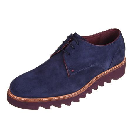Derby Shoe // Blue // CS0141 (Euro: 40)