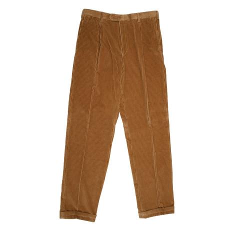 Corduroy Pants // Beige (28)