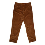 Corduroy Pants V2 // Brown (28)