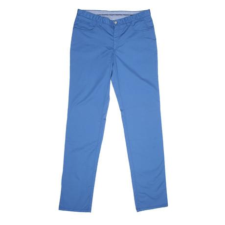 5 Pocket Denim Jean Pants // Blue (28)