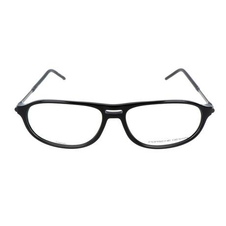 Men's P8138 Frames // Black