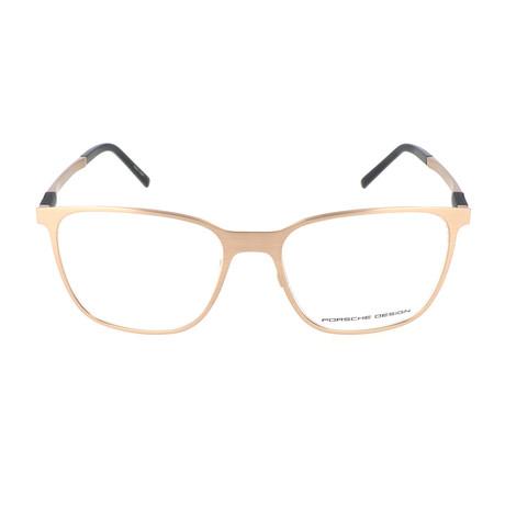 Men's P8275 Frames // Light Gold
