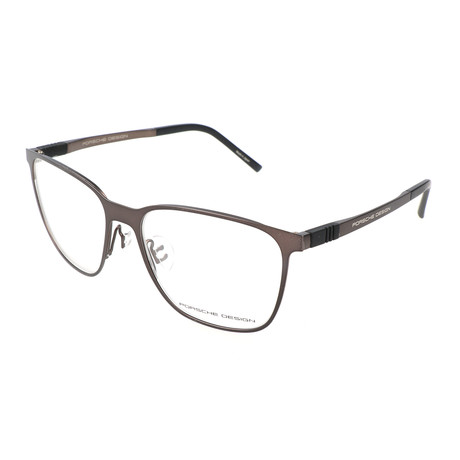 Men's P8275 Optical Frames // Chocolate