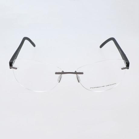 Men's P8209 Frames // Gunmetal (55mm)