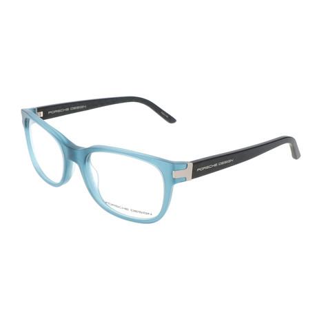 Men's P8250 Optical Frames // Blue