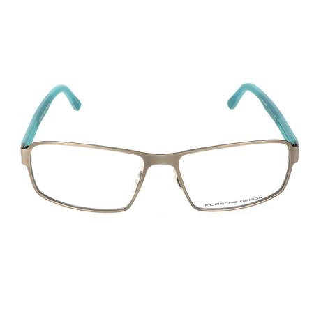 Men's P8231 Frames // Gold Antique + Turquoise