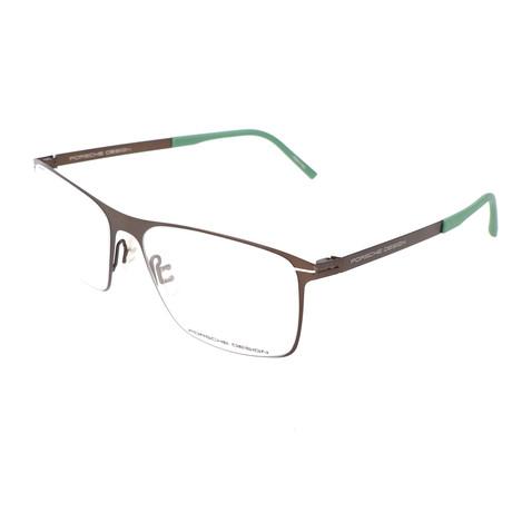 Men's Hameln Optical Frames // Dark Chocolate