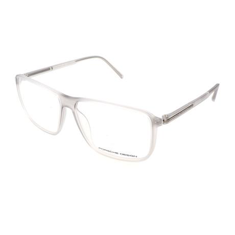 Men's P8269 Optical Frames // Gray