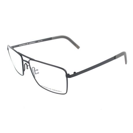 Men's P8281 Optical Frames // Black