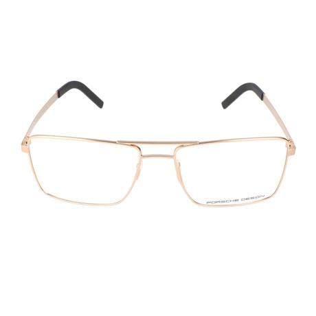 Men's P8281 Frames // Light Gold